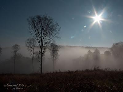 Köd és nap (fog and sun)