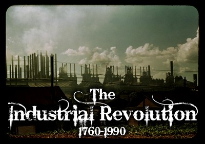 an analysis of the american industrial revolution Day 3: big business  cartoons focusing on the rise of big business during the industrial revolution, as well as a cartoon analysis worksheet to complete.