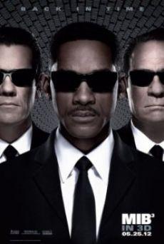 Phim Những Người Mặc Đồ Đen 3 - Men In Black 3