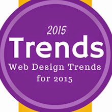 Web Design Trends that will rock in the year 2015