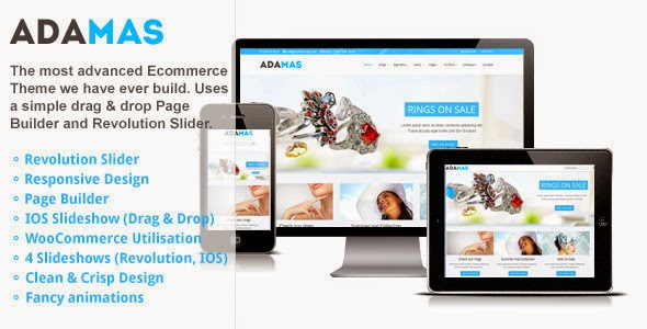 Download ThemeForest Adamas - Responsive WooCommerce Shop for free.