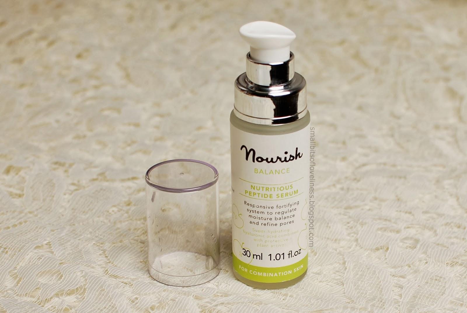 Nourish Peptide Serum Balance