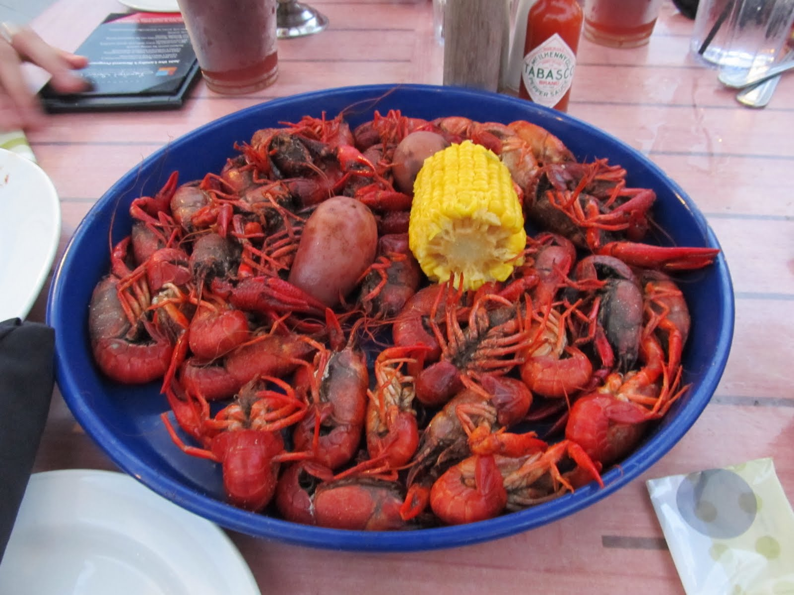Crawfish It's A Thing Here It'smonly Brought Up When Discussing My  New Residency In Houston €�oh, You Just Moved Here!? Have You Been Out For  Crawfish