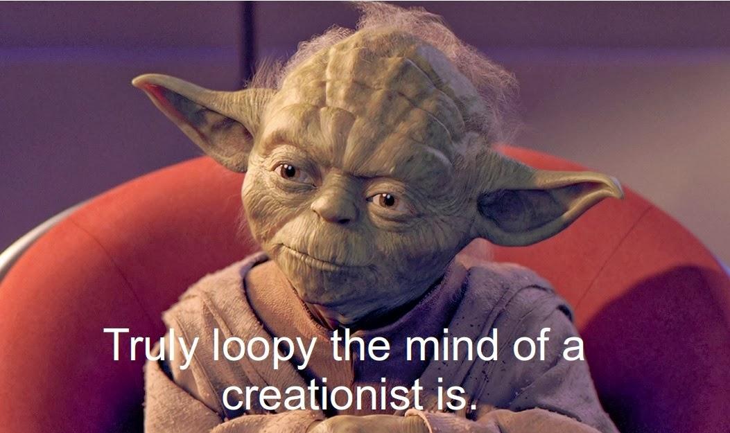 Skeptic Yoda Funny