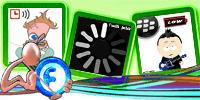 Animations Display Picture – Lalot – Loading – Blackberry Low Batt versi rock | gif | Blackberry Messenger Avatar | Fadli Jabir | Blackberry animasi | Funny Cartoons | Blackberry Animations