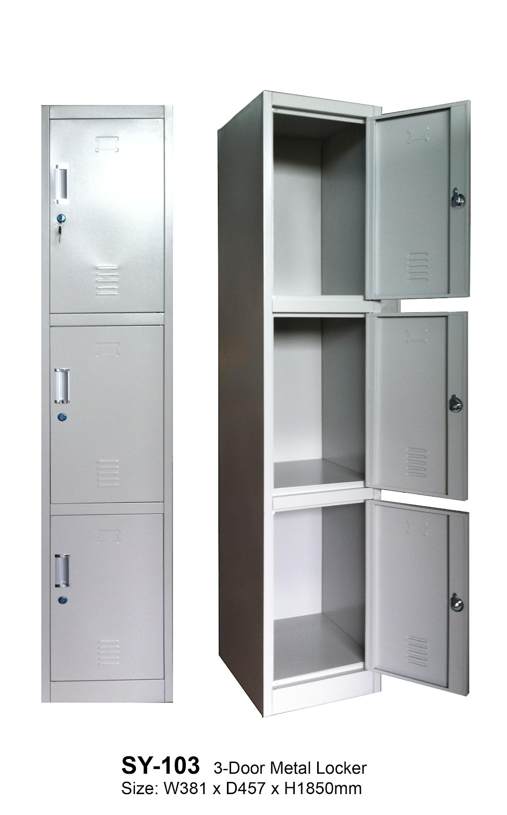 KAIMAY TRADING PTE LTD (Projects & Wholesaler): Metal Cabinet ...