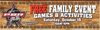 Free PBR Family Event at Bass Pro Shops