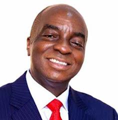 Bishop David O Oyedepo