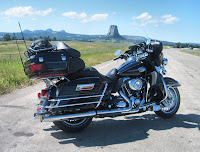 The Ride - near the Devils Tower, WY