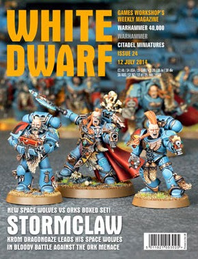 White Dwarf Weekly número 24 de julio