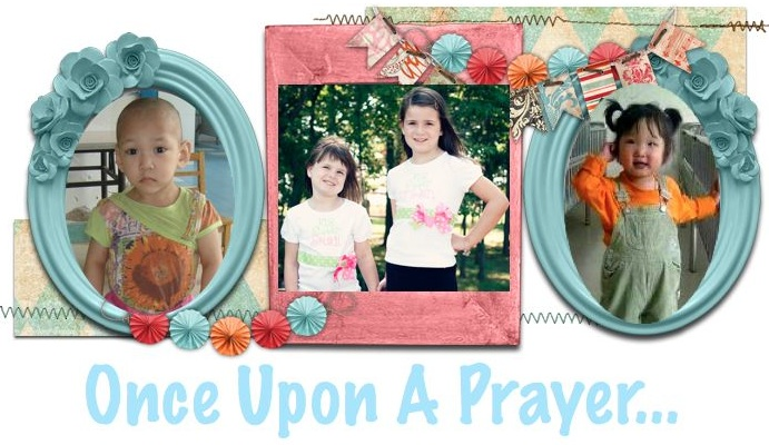 Once Upon A Prayer