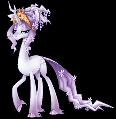 A pony based off The Tree of Harmony