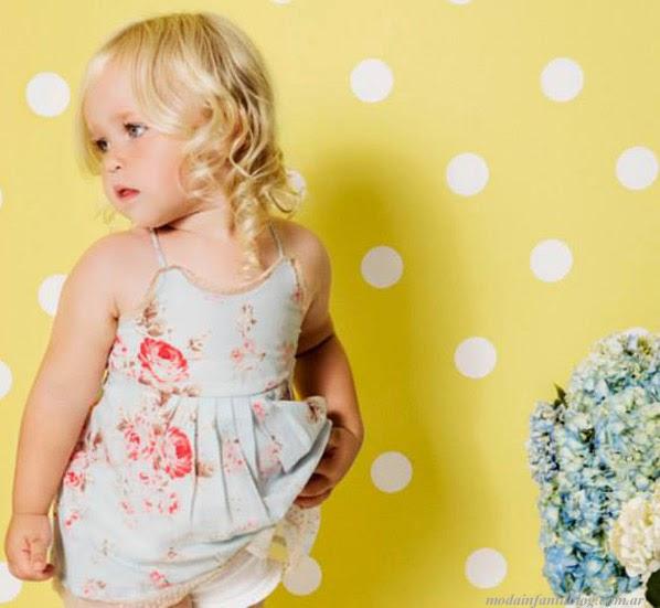 little akiabara primavera verano 2014 moda ropa para niños