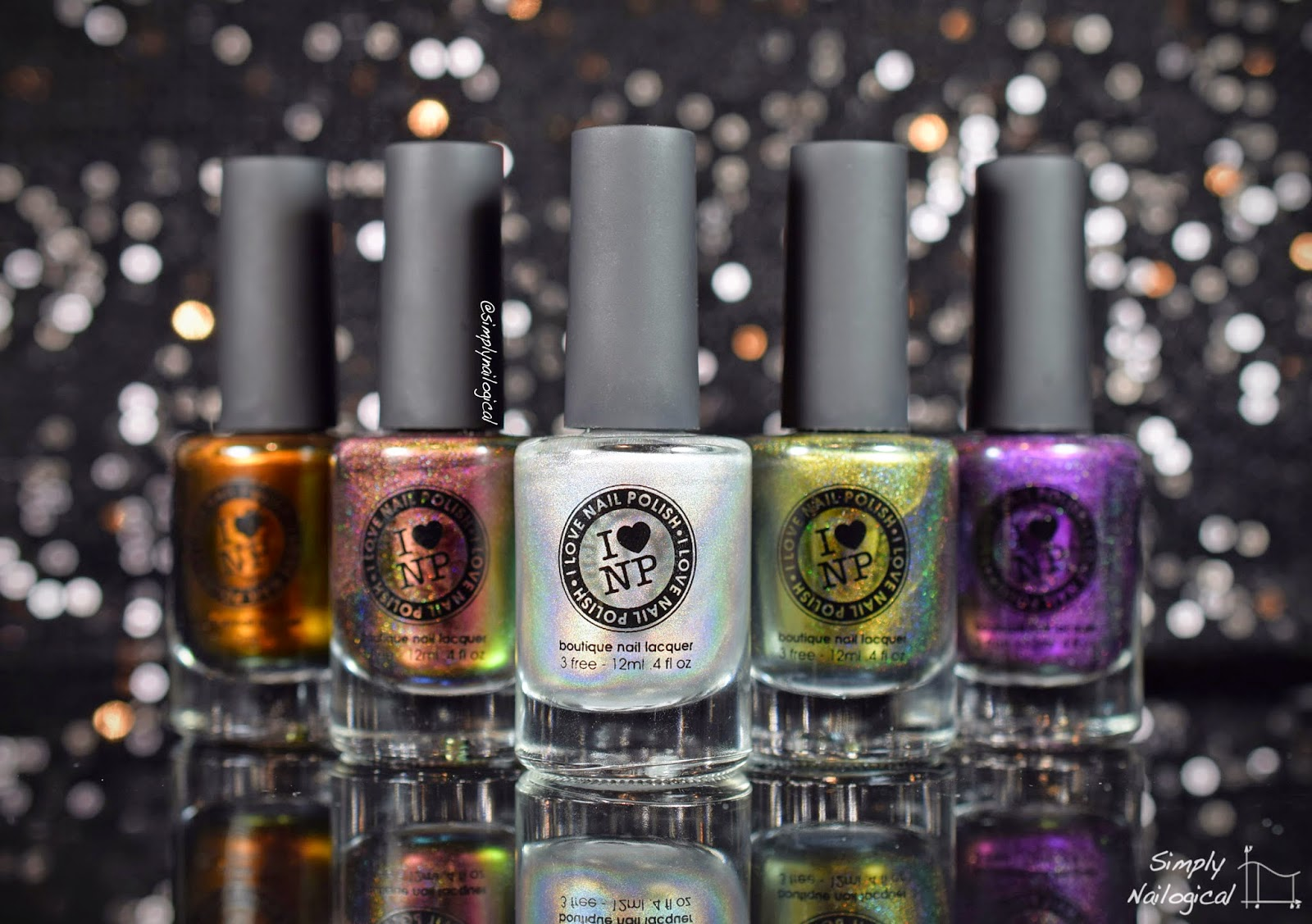ILNP Fall 2014 collection ultra chromes