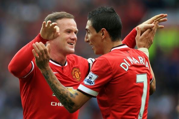 Rooney dan Di Maria