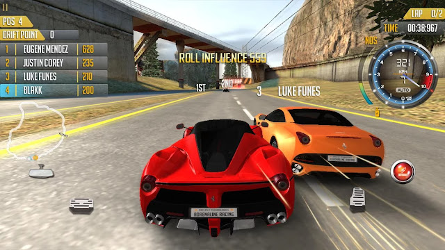 Adrenaline Racing : Hypercars Apk Hile