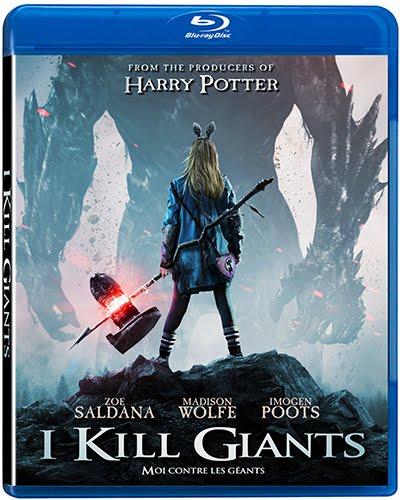 I Kill Giants (2017) 1080p BDRip HEVC Dual Audio Latino - Inglés [Subt.Esp] ( Drama. Fantástico )