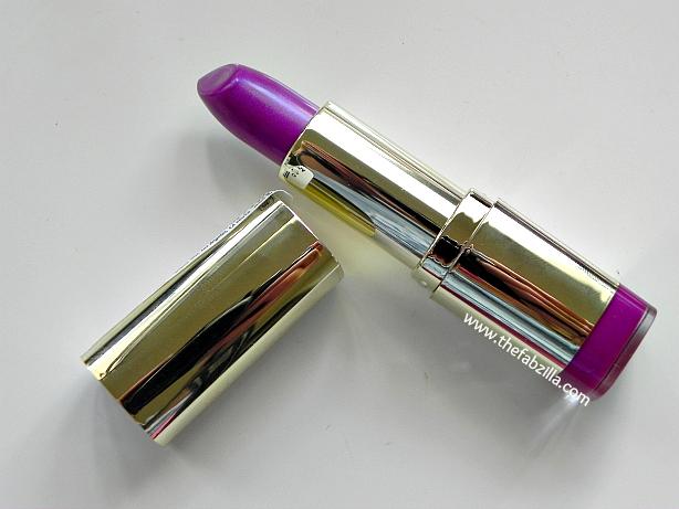 milani violet volt, review, swatch