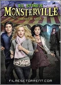 Monsterville O Armario das Almas Torrent Dublado