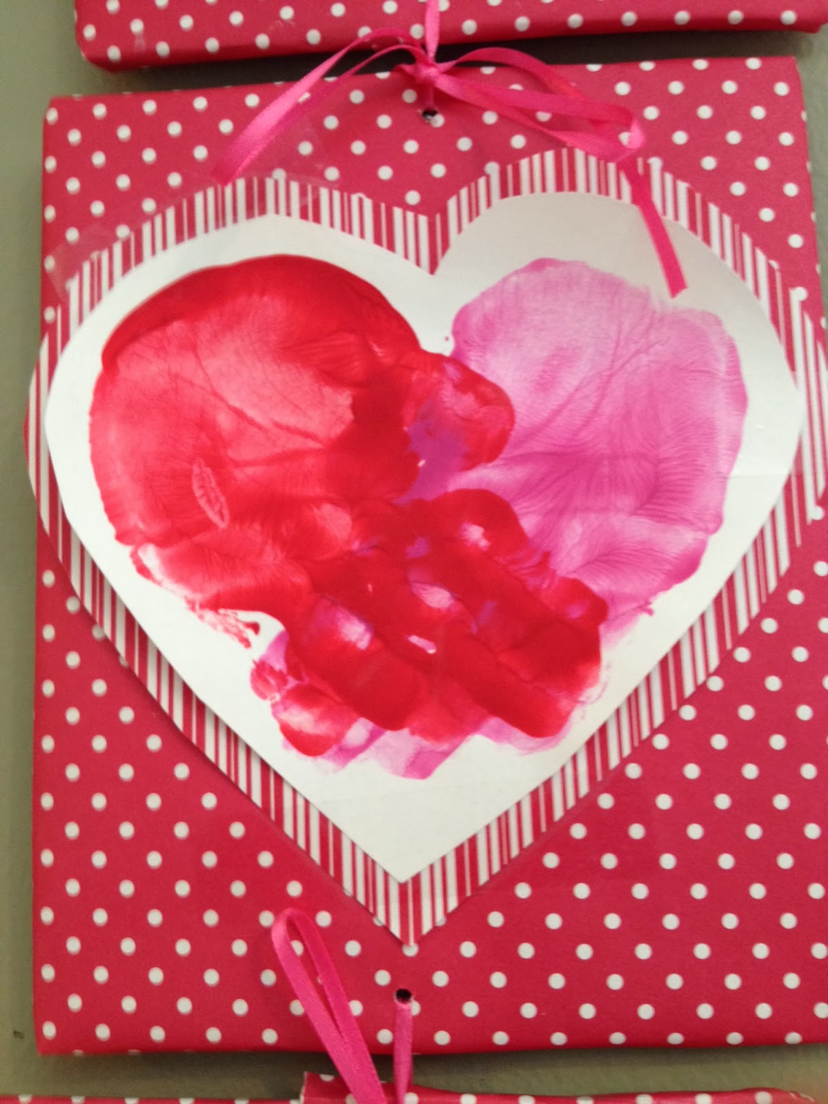 Two it yourself valentines day handprint crafts for kids door two it yourself valentines day handprint crafts for kids door hanger or wall art solutioingenieria Images