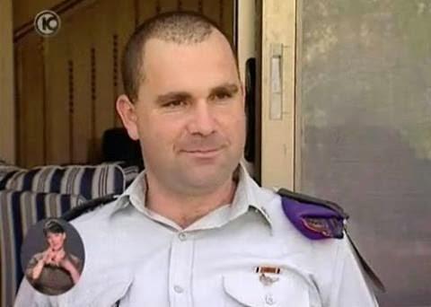 Pegawai tentera Israel