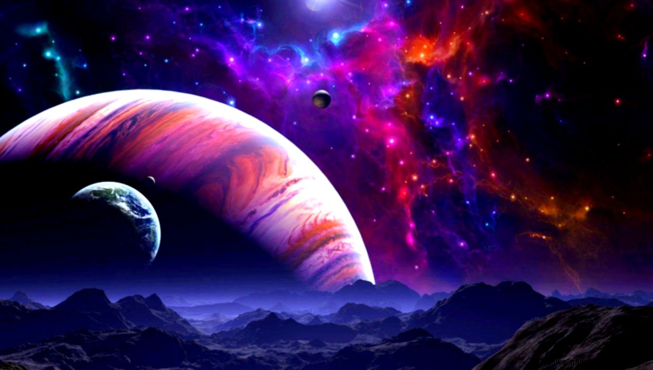 45 Stellar Space Art Wallpapers  All About