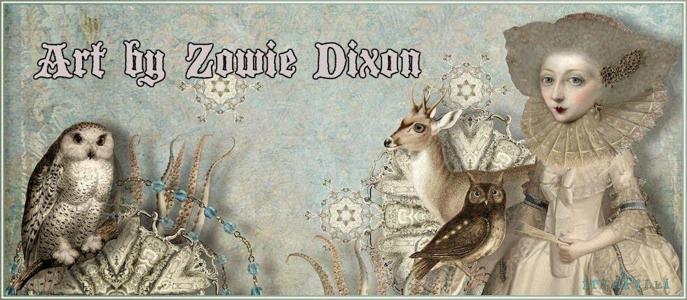 Art By Zowie Dixon