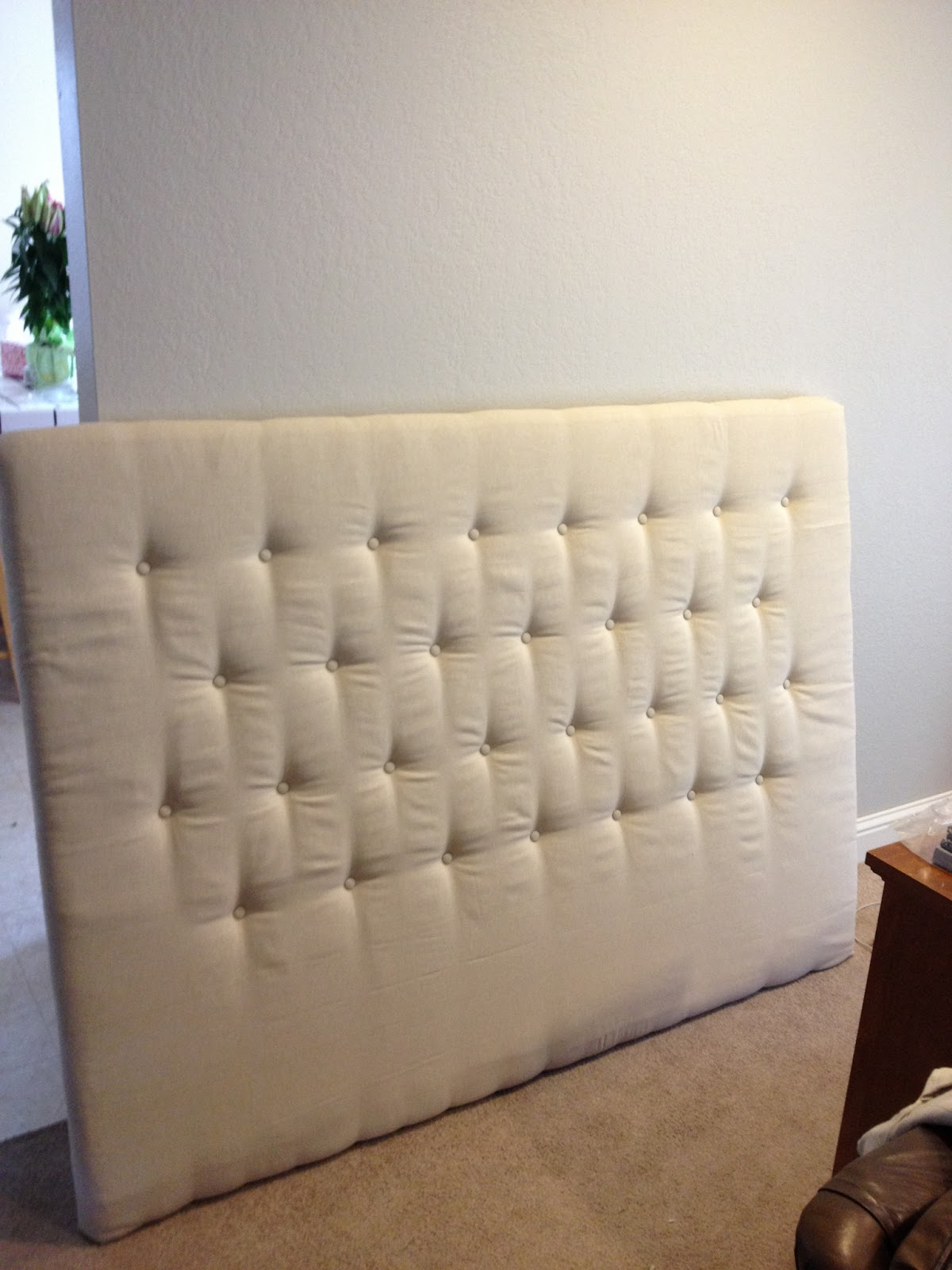 Design Upholstered Headboards Diy money hip mamas diy upholstered headboard with nailhead detailed arms monday august 19 2013