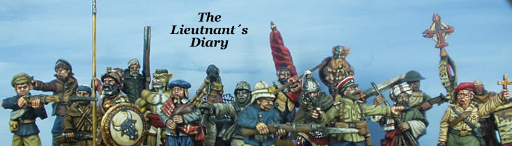 The Leutnants Diary