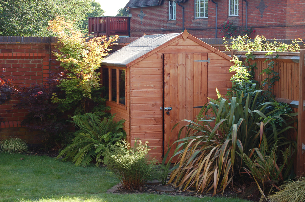 Outdoor Shed Plans - Successfully Build Your Own Shed: The ...
