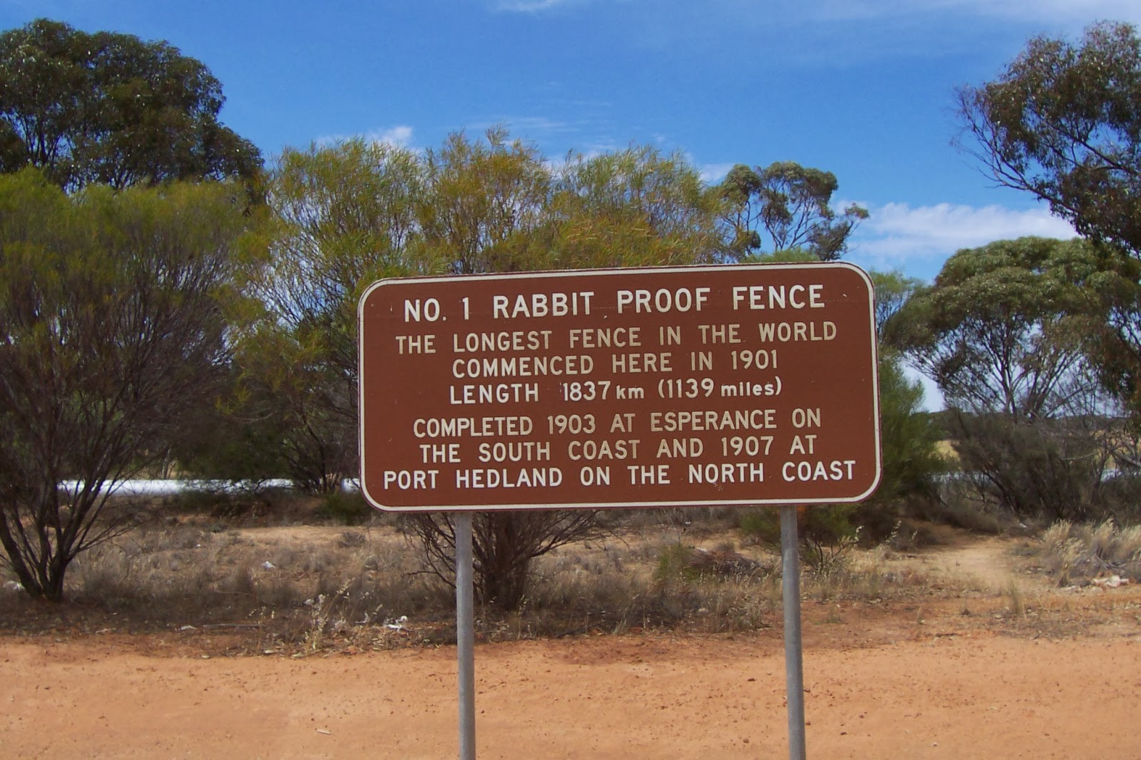 rabbit proof fence comparison essay