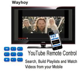 Wayhoy YouTube Control