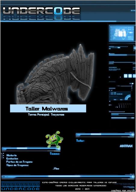 Taller de Malwares #1 [Troyanos]