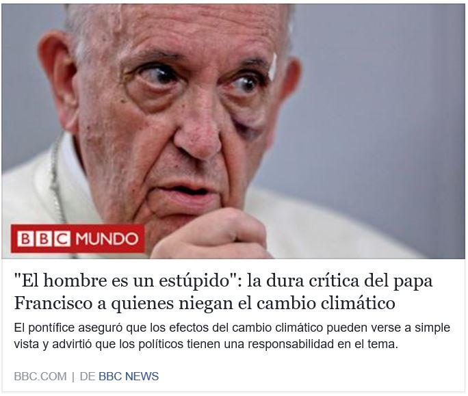 Bergoglio trabajando para George Soros. Autor de Escandalos.