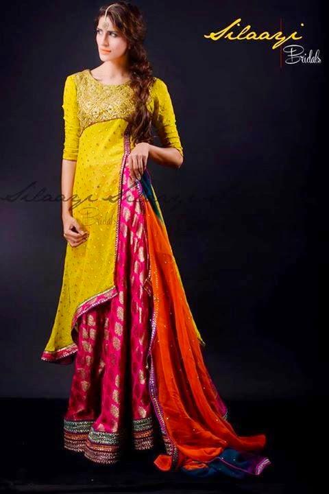 Silaayi Bridal Collection 2014