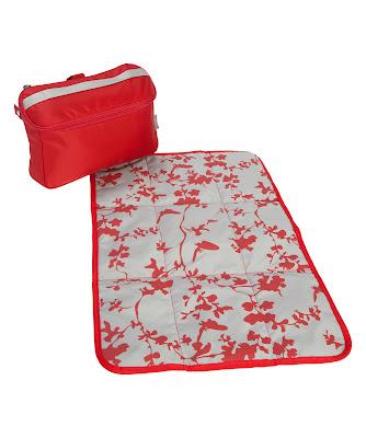 babymule waterproof bag and mat
