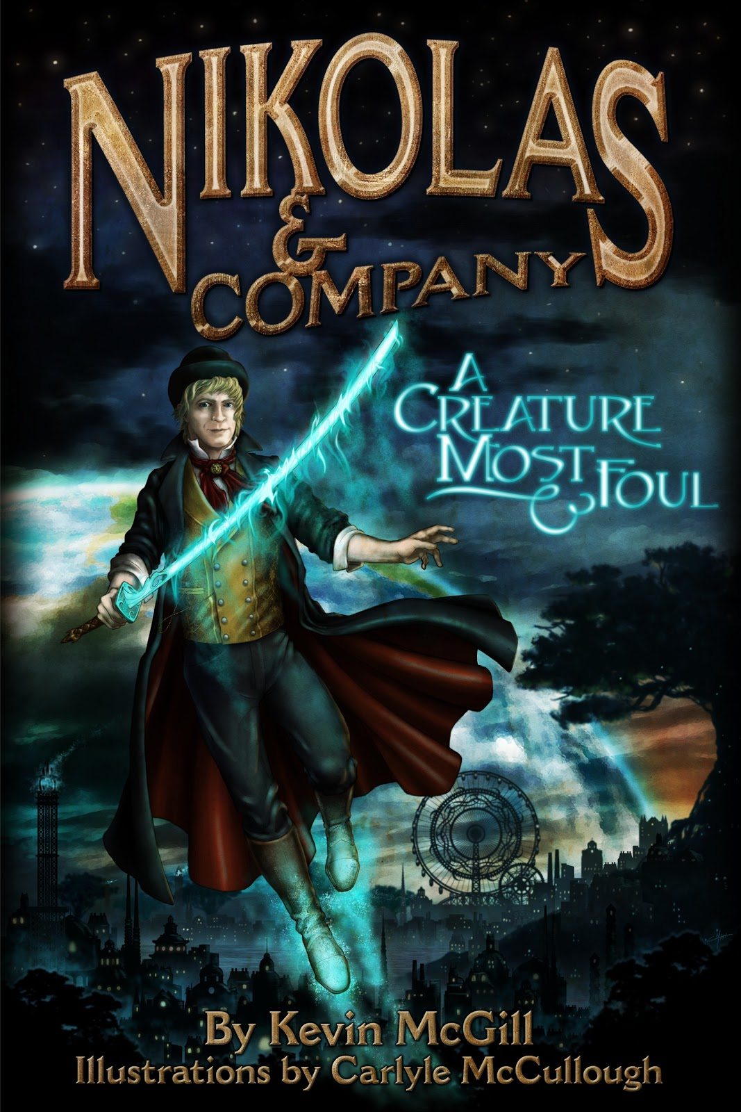 Reading Teen: Book Review and Author Interview: Nikolas and Company by Kevin ...