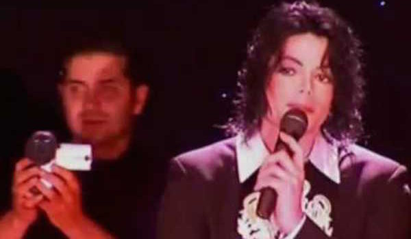 Rare Video: Michael Jackson Exposes Sony Music Before His Murder