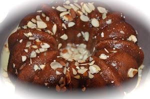 Almond Bundt Cake