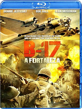 Filme Poster B-17: A Fortaleza BDRip XviD Dual Audio & RMVB Dublado