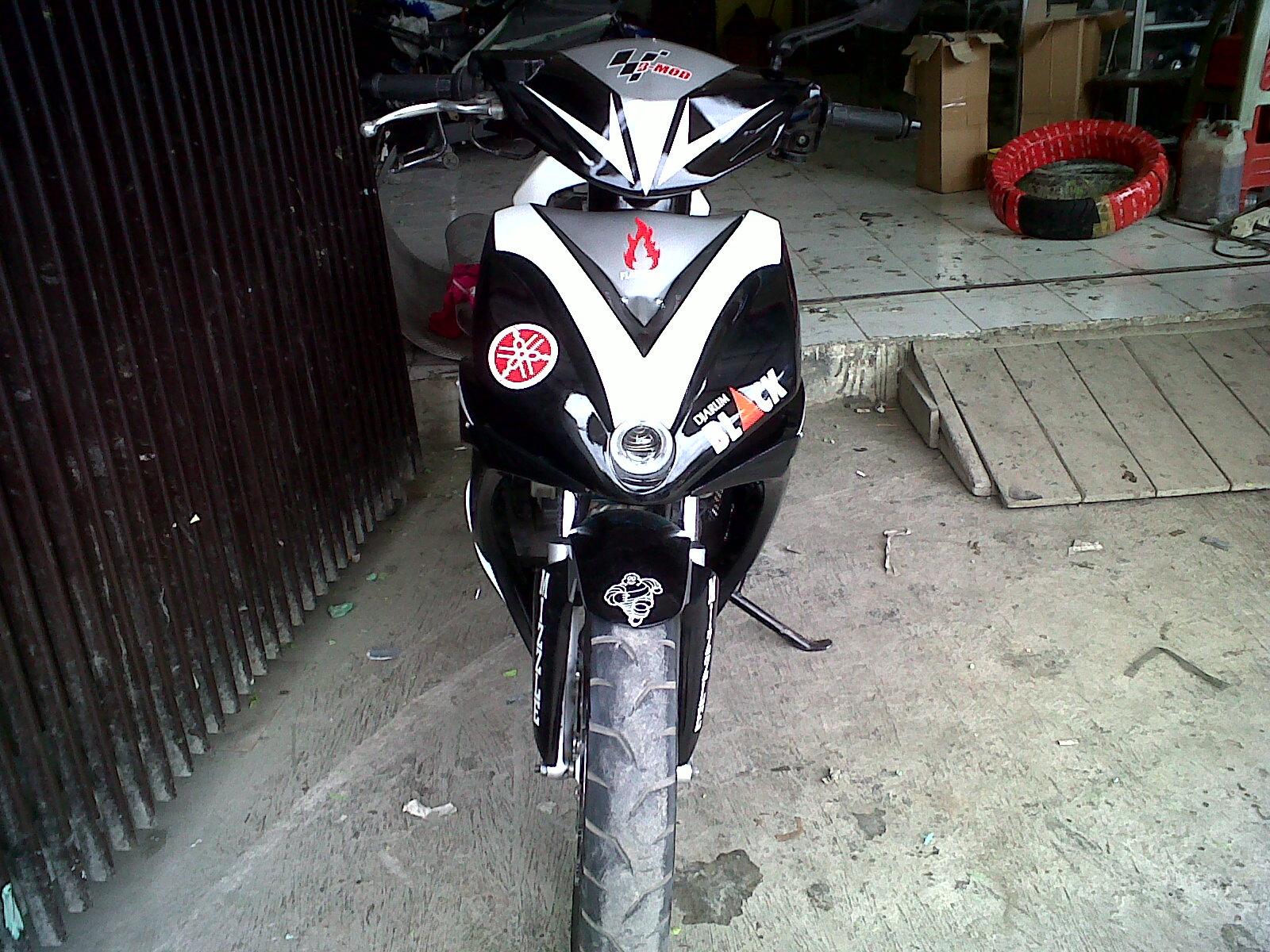 Fairing Body Custom Ninja Rr Jupiter Mx Lama