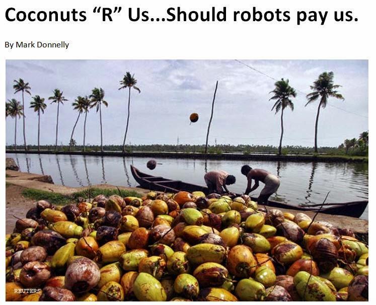 """Coconuts """"R"""" Us"""