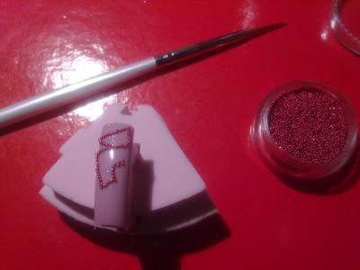 tutorial nail art caviale03