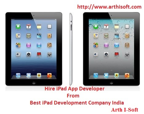 hire ipad app developer india