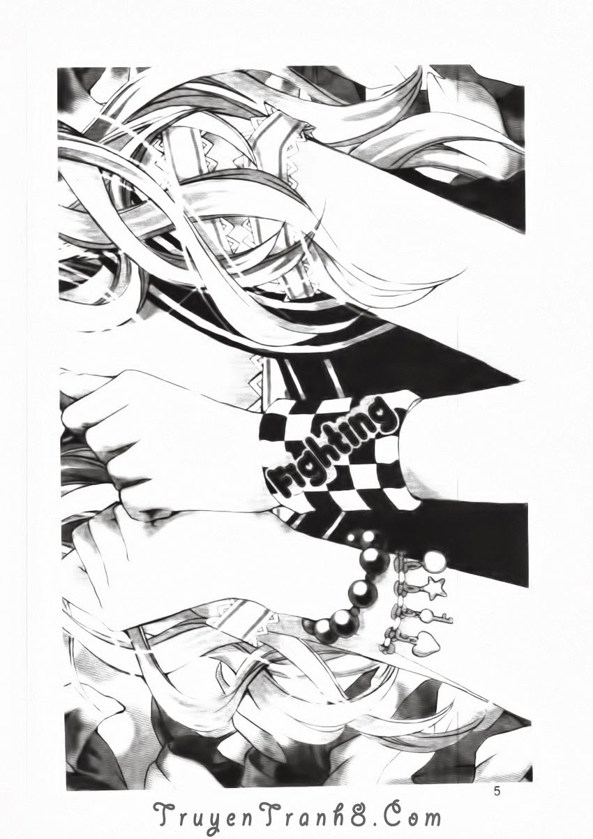 A Kiss For My Prince - Nụ Hôn Hoàng Tử Chapter 17 - Trang 6
