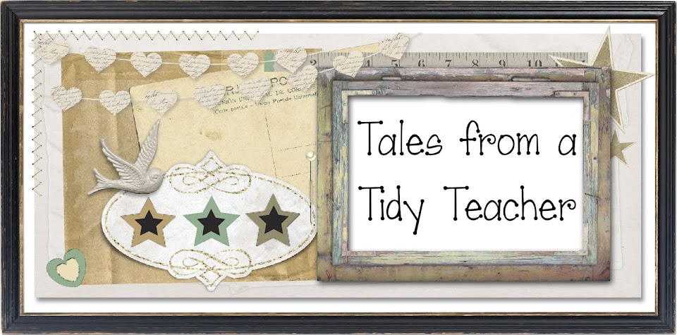 Tales from a  Tidy Teacher