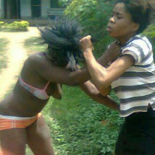 ladies of nigeria naked