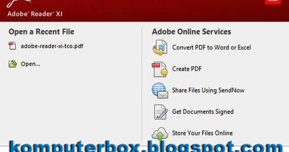 how to get acrobat reader for free