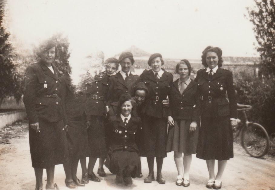 prostituée seconde guerre mondiale