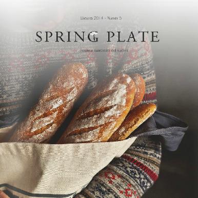 Wiosenne wydanie magazynu Spring Plate